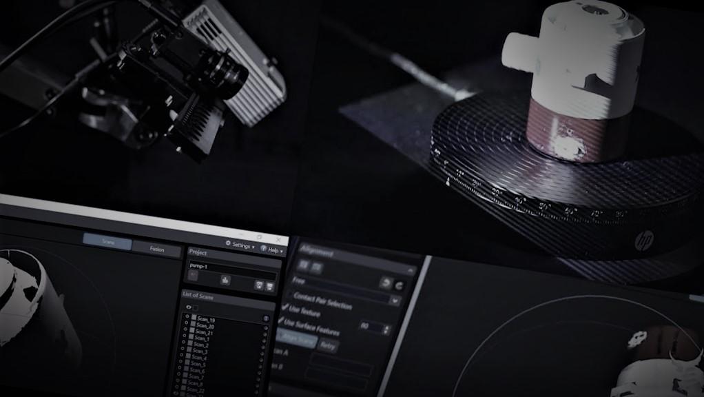 İnovatif 3D Tarama Sistemleri