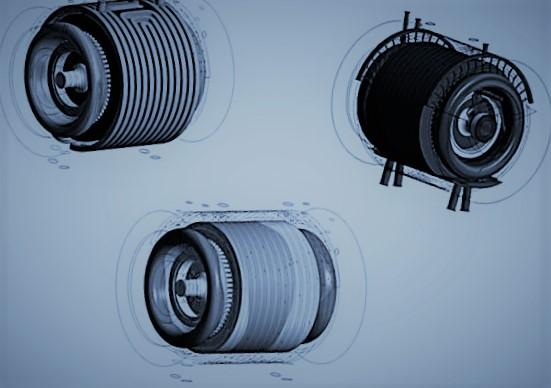 Elektrikli Motor Tasarımı ve Analizi