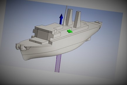 ANSYS Mechnical Enterprise Application: Hydrodynamics